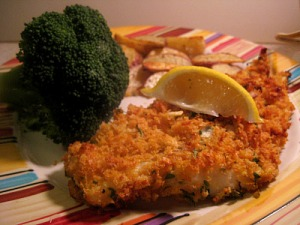 crispyovenfish