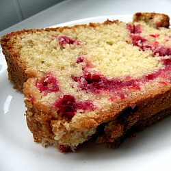 68 Days of Gourmet: Fresh Cranberry Coffee Cake | bakin' and eggs