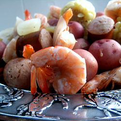 68 Days Of Gourmet Lowcountry Boil Bakin And Eggs